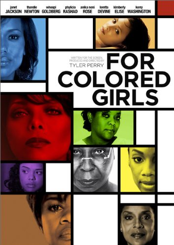 For Colored Girls (2010) by Tyler Perry Movie Review