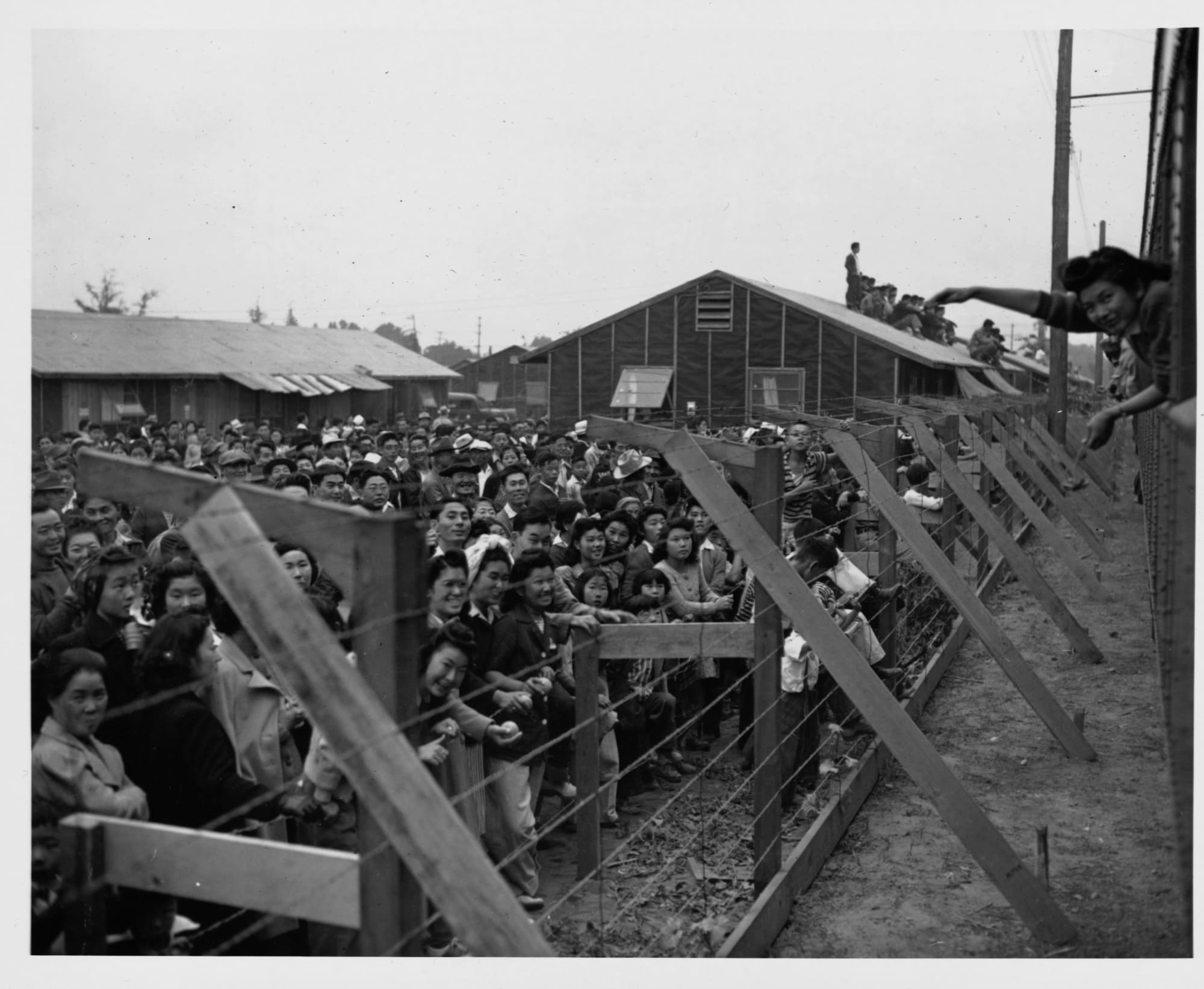 Japanese Interment Camps