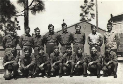 Nisei Soldiers in WWII