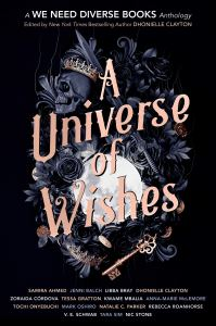 A Universe of Wishes anthology book cover