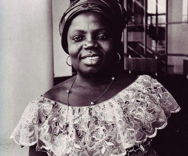 Photo of Buchi Emecheta