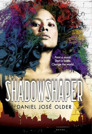 """Book Cover for """"Shadowshaper"""" by Daniel José Older"""