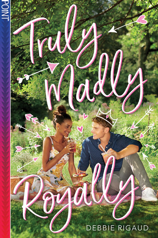 """Cover of """"Truly Madly Royally"""" by Debbie Rigaud"""