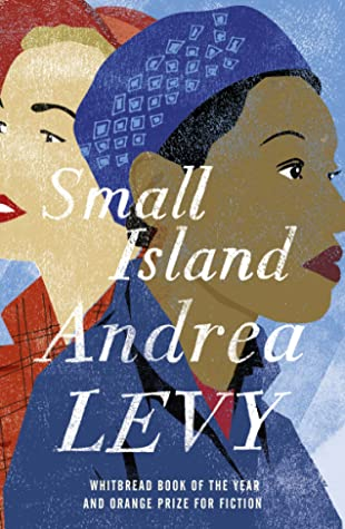 """Book Cover of """"Small Island"""" by Andrea Levy"""