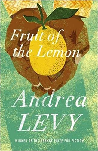 """Book cover for """"Fruit of the Lemon"""" by Andrea Levy"""