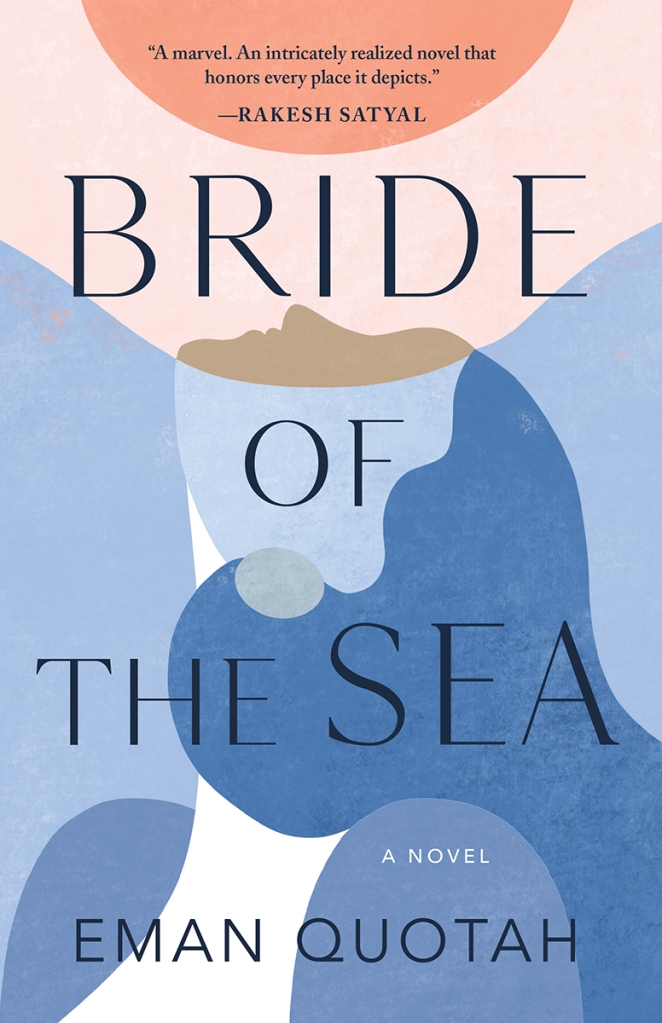 Book cover of Bride of the Sea by Eman Quotah
