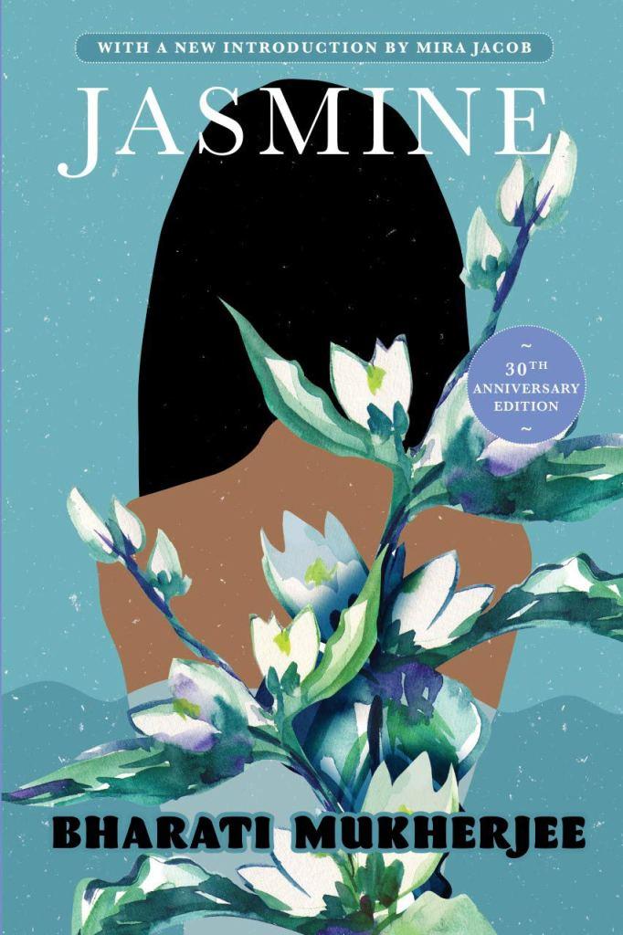 """Cover of """"Jasmine"""" by Bharati Mukherjee"""