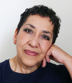 Photo of the Author, Andrea Levy