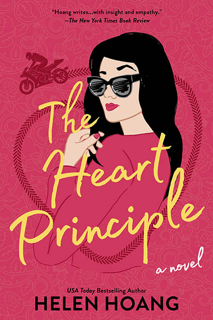"""Book Cover of """"The Heart Principle"""" by Helen Hoang"""