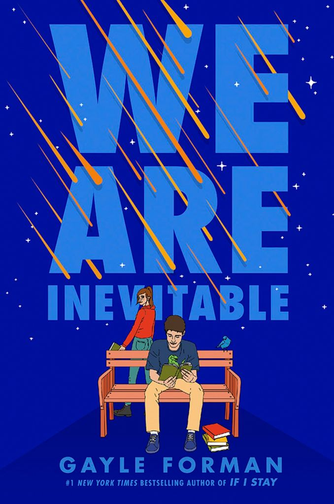 Cover of We Are Inevitable by Gayle Forman