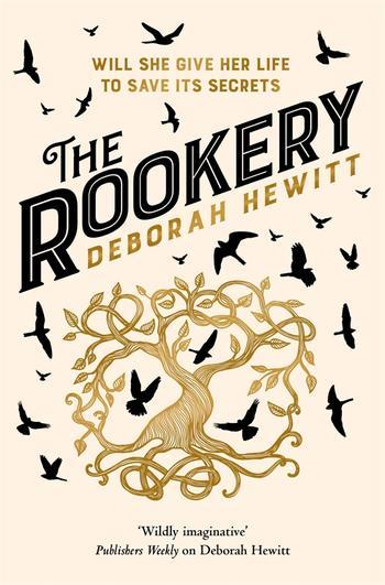 The Rookery by Deborah Hewitt book cover