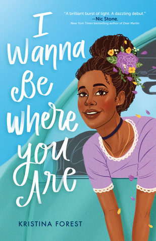 I Wanna Be Where You Are by Kristina Forest
