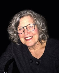 Author, Suzanne Fisher Staples